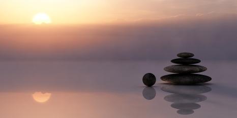 calm rocks