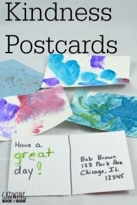 kindess postcards